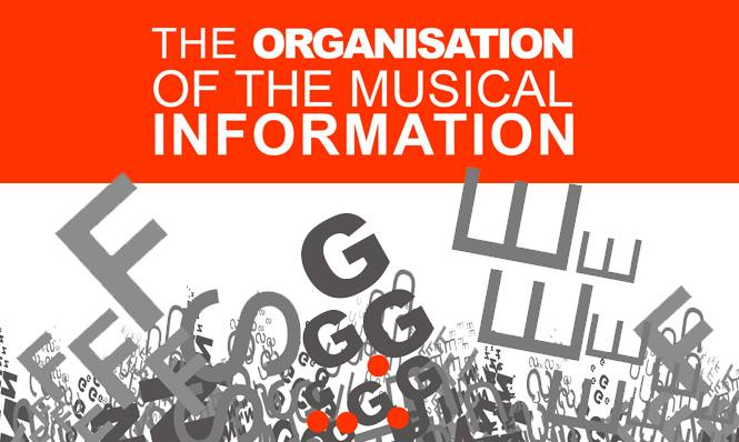 The Organization of the Musical Information
